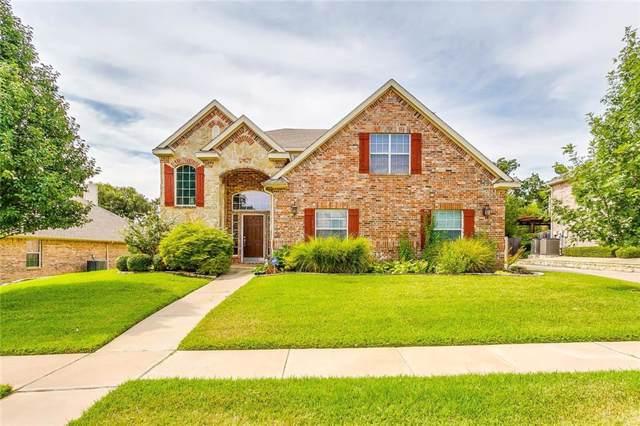 5720 Redgum Drive, Fort Worth, TX 76244 (MLS #14154315) :: The Tierny Jordan Network