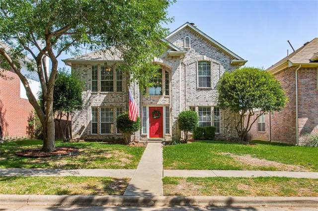 4202 Buena Vista Lane, Mckinney, TX 75070 (MLS #14154325) :: The Good Home Team