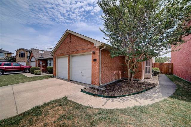5110 Waltham Court, Garland, TX 75043 (MLS #14154398) :: Hargrove Realty Group
