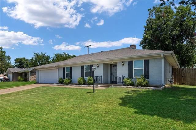 1816 Ravenswood Drive N, Bedford, TX 76022 (MLS #14154446) :: Frankie Arthur Real Estate
