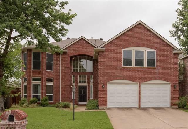 3536 Oak Bend Drive, Arlington, TX 76016 (MLS #14154518) :: Team Tiller