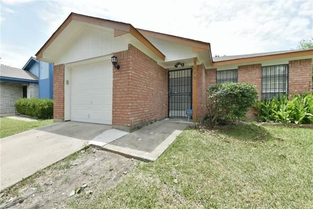 4019 Scarsdale Lane, Dallas, TX 75227 (MLS #14154546) :: The Real Estate Station