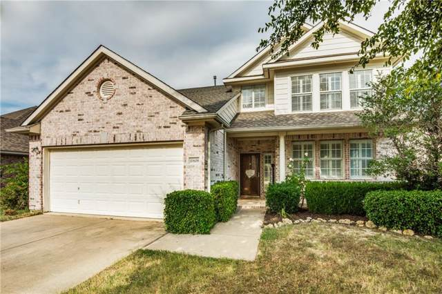 10608 Melrose Lane, Fort Worth, TX 76244 (MLS #14154553) :: Frankie Arthur Real Estate