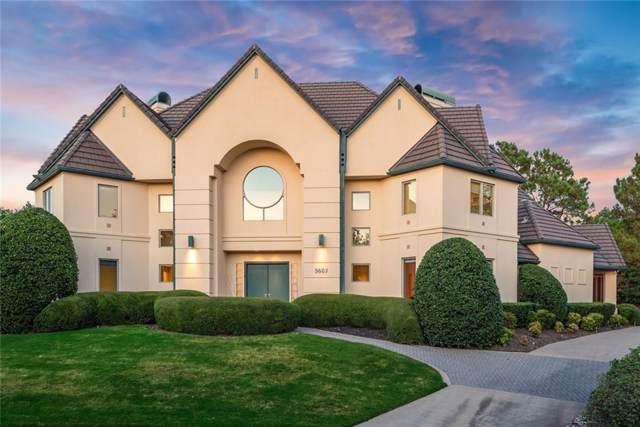 5607 Versailles Court, Colleyville, TX 76034 (MLS #14154555) :: The Tierny Jordan Network