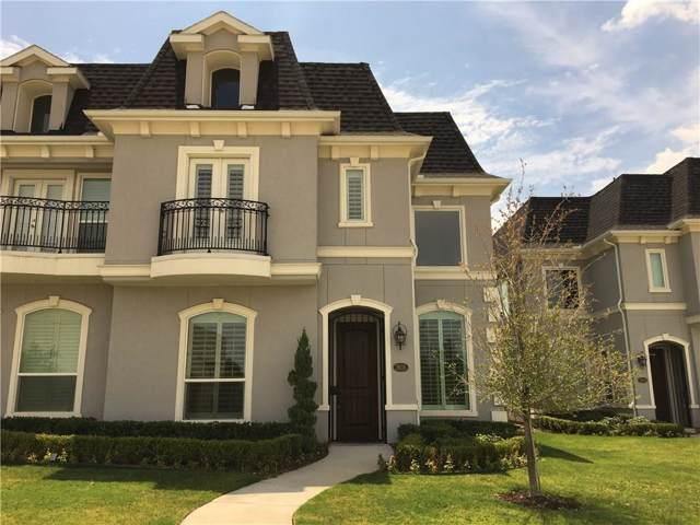 7605 Renaissance Boulevard, Mckinney, TX 75070 (MLS #14154582) :: The Heyl Group at Keller Williams