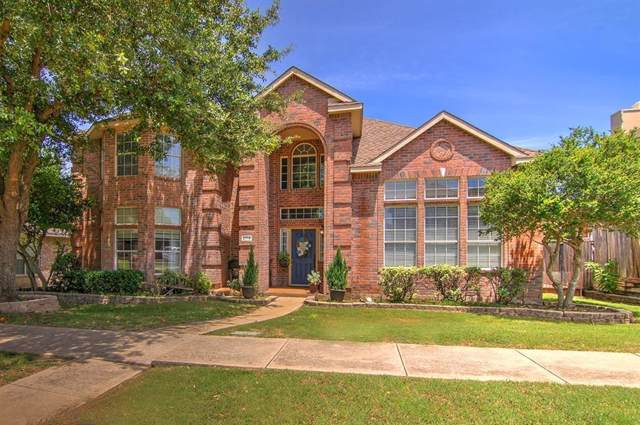 2714 Bordeaux Drive, Mckinney, TX 75070 (MLS #14154589) :: The Good Home Team