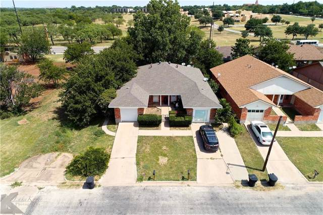 548 Scotland Court #1012, Abilene, TX 79601 (MLS #14154639) :: Century 21 Judge Fite Company
