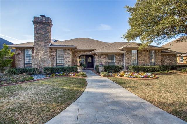 6120 Bluff Point Drive, Dallas, TX 75248 (MLS #14154679) :: The Mitchell Group