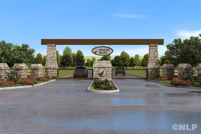 1005 Eagles Bluff Drive, Weatherford, TX 76087 (MLS #14154684) :: The Kimberly Davis Group