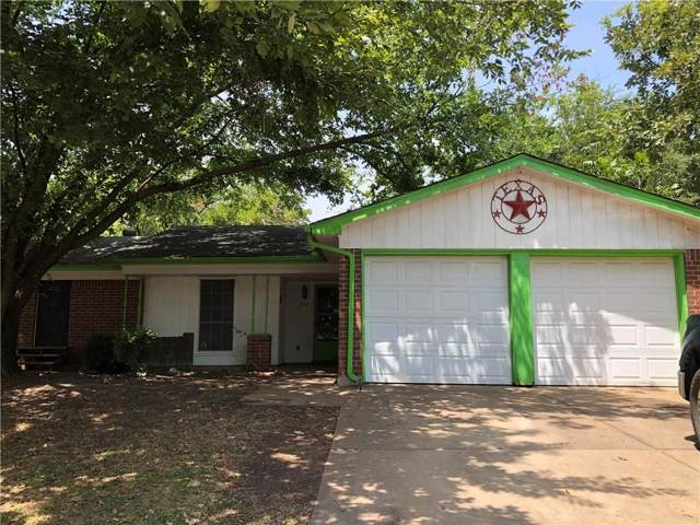 608 Owens Drive, Crowley, TX 76036 (MLS #14154694) :: Potts Realty Group