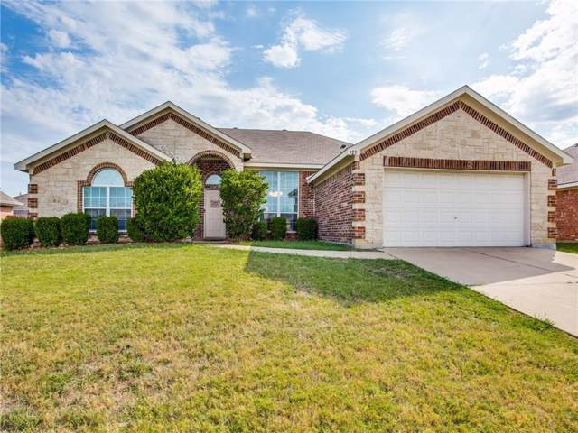 525 Jeffdale Drive, Burleson, TX 76028 (MLS #14154710) :: The Mitchell Group