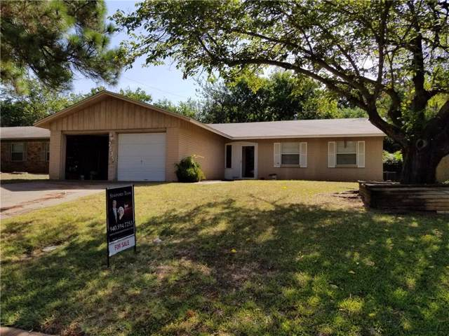 2015 Westwood Drive, Denton, TX 76205 (MLS #14154719) :: NewHomePrograms.com LLC
