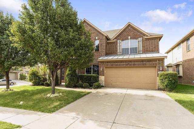 10280 Paintbrush Drive, Fort Worth, TX 76244 (MLS #14154729) :: Hargrove Realty Group