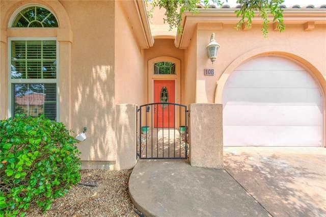 108 Valley View Court, Glen Rose, TX 76433 (MLS #14154734) :: Kimberly Davis & Associates
