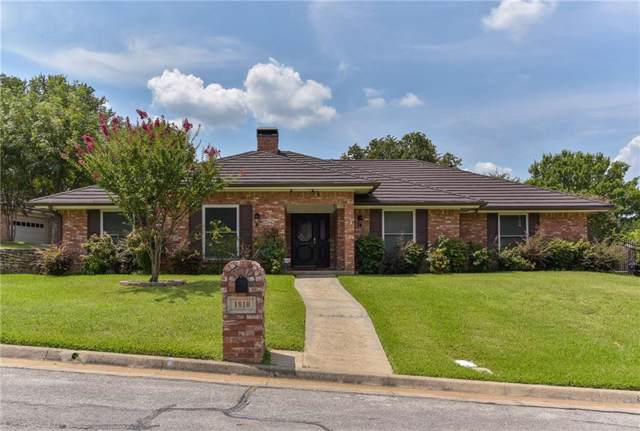1810 Foxwood Court, Arlington, TX 76012 (MLS #14154763) :: Hargrove Realty Group