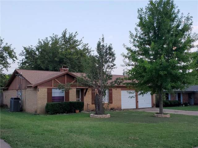 1705 Pecan Drive, Cleburne, TX 76033 (MLS #14154804) :: The Rhodes Team