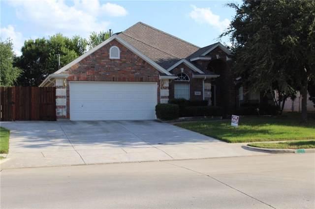 1601 Marble Pass Drive, Flower Mound, TX 75028 (MLS #14154807) :: Team Hodnett