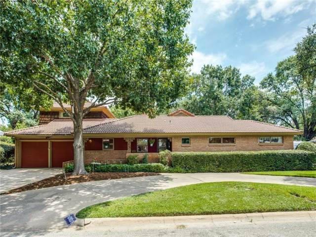 3608 London Lane, Richland Hills, TX 76118 (MLS #14154834) :: The Real Estate Station