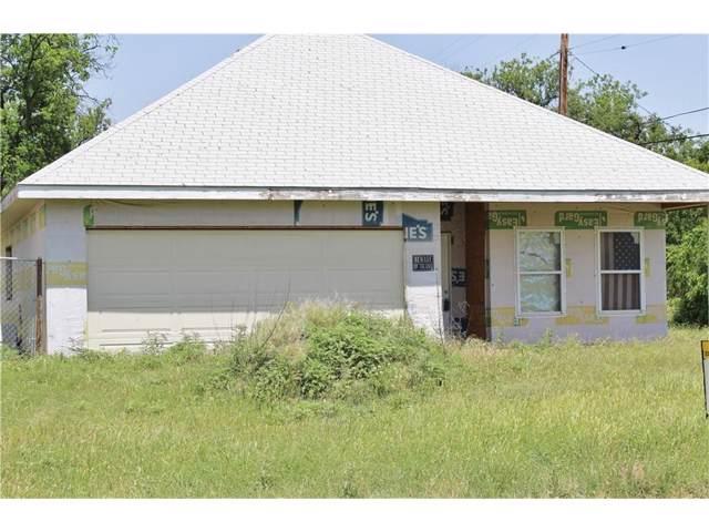 1534 S 8th Street, Abilene, TX 79602 (MLS #14154877) :: Kimberly Davis & Associates