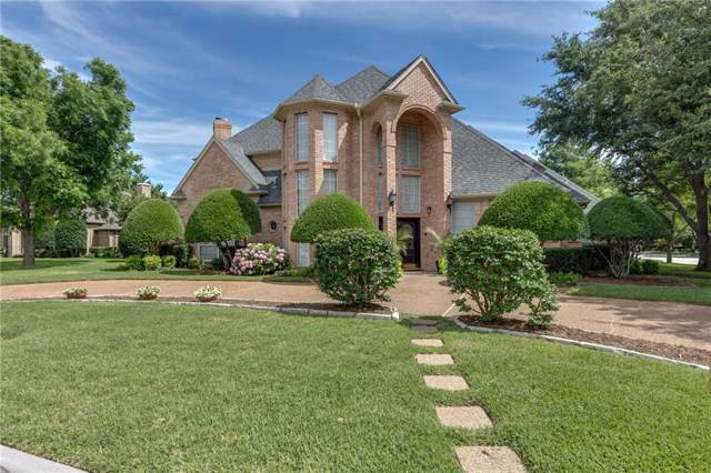 3605 Wexford Court, Colleyville, TX 76034 (MLS #14154915) :: Lynn Wilson with Keller Williams DFW/Southlake