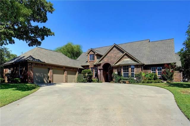 108 Manders Court, Runaway Bay, TX 76426 (MLS #14154919) :: The Heyl Group at Keller Williams