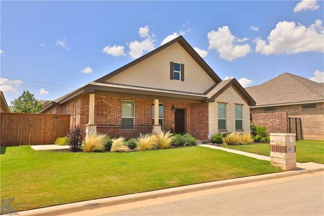 23 Mesa Ridge, Abilene, TX 79606 (MLS #14154932) :: Keller Williams Realty