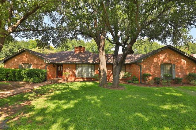 1810 Elmwood Drive, Abilene, TX 79605 (MLS #14154954) :: RE/MAX Town & Country