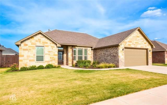 7217 Nocona Drive, Abilene, TX 79602 (MLS #14154981) :: The Chad Smith Team