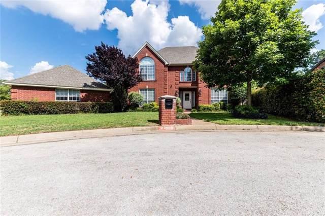 2008 Hunter Place Court, Arlington, TX 76006 (MLS #14155026) :: The Hornburg Real Estate Group