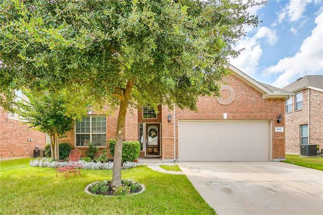 836 W Bend Boulevard, Burleson, TX 76028 (MLS #14155051) :: Baldree Home Team