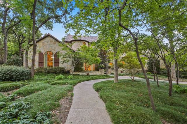 7320 Trianon Court, Colleyville, TX 76034 (MLS #14155053) :: All Cities Realty