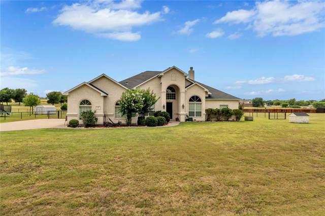 169 S Bear Creek Lane, Cresson, TX 76035 (MLS #14155207) :: Team Hodnett