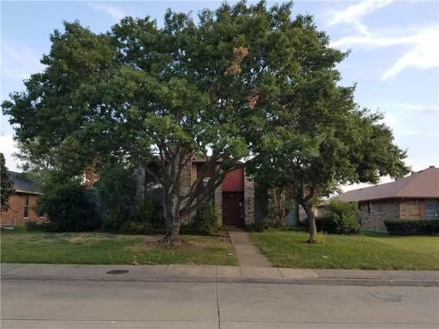 2320 Daybreak Drive, Dallas, TX 75287 (MLS #14155251) :: Team Tiller