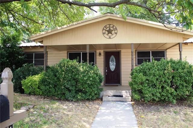 1571 W Ash Street, Stephenville, TX 76401 (MLS #14155284) :: The Rhodes Team