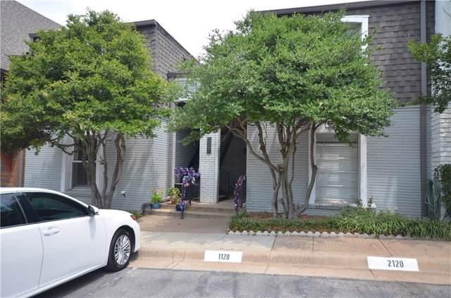 5807 Copperwood Lane #2120, Dallas, TX 75248 (MLS #14155313) :: Lynn Wilson with Keller Williams DFW/Southlake