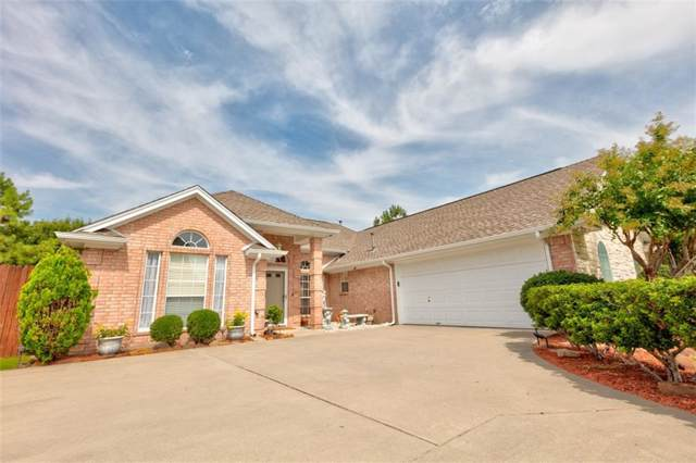 1204 High Point Drive, Pilot Point, TX 76258 (MLS #14155325) :: All Cities Realty