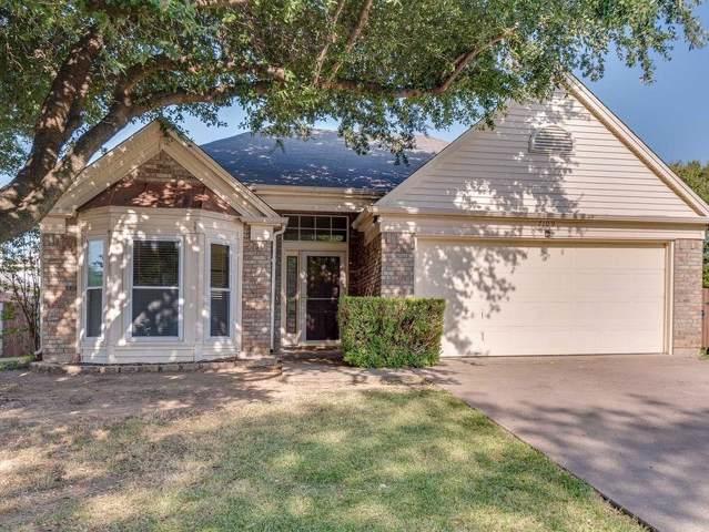 7109 Wooddale Drive, Watauga, TX 76148 (MLS #14155339) :: The Real Estate Station