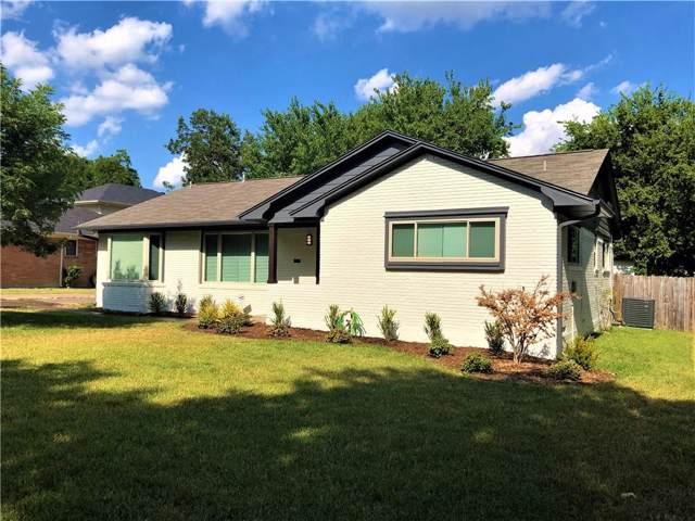 6355 Saratoga Circle, Dallas, TX 75214 (MLS #14155366) :: Ann Carr Real Estate