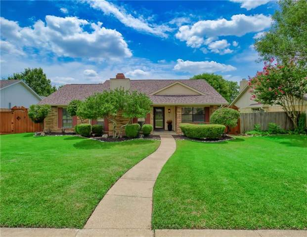 1336 Heidi Drive, Plano, TX 75025 (MLS #14155391) :: Vibrant Real Estate