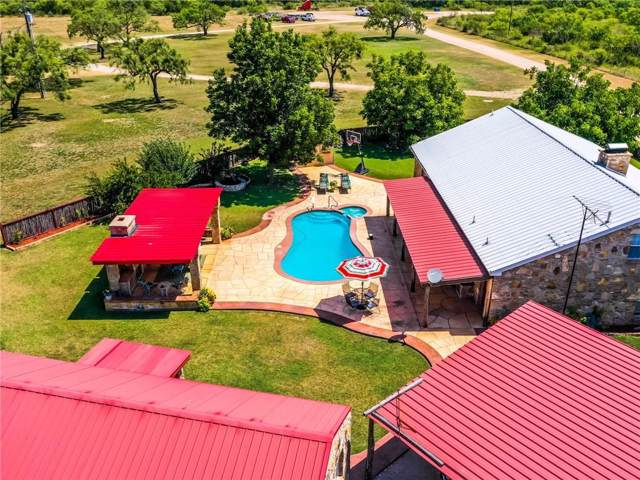 7308 S State Highway 6, Albany, TX 76430 (MLS #14155413) :: The Chad Smith Team