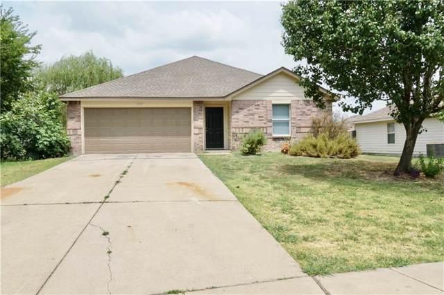 1803 Brookwood Drive, Terrell, TX 75160 (MLS #14155473) :: The Heyl Group at Keller Williams