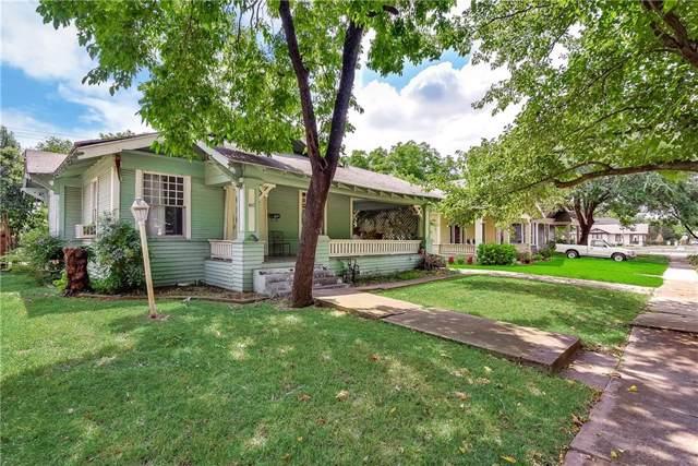 410 S Willomet Avenue, Dallas, TX 75208 (MLS #14155511) :: All Cities Realty