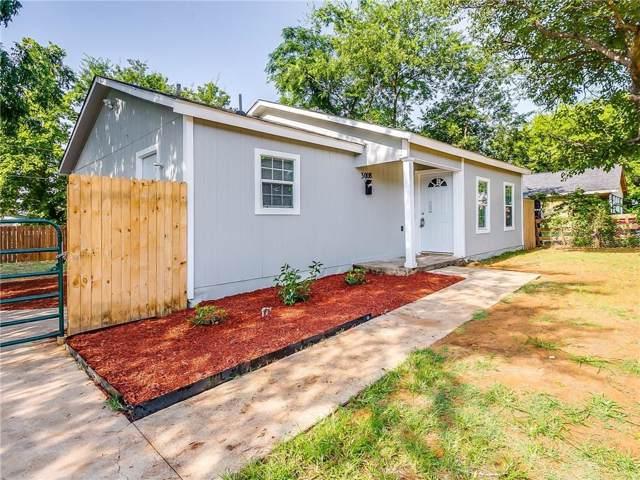 3008 Van Horn Avenue, Fort Worth, TX 76111 (MLS #14155522) :: Kimberly Davis & Associates