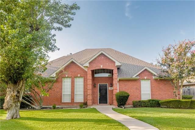 6700 Hillside Drive, Benbrook, TX 76132 (MLS #14155531) :: Potts Realty Group
