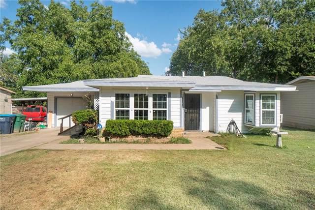 2504 Capri Drive, Fort Worth, TX 76114 (MLS #14155551) :: The Real Estate Station