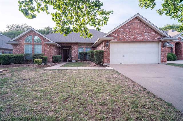 1929 Perry Drive, Mansfield, TX 76063 (MLS #14155602) :: The Tierny Jordan Network