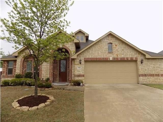 701 Allen Court, Crowley, TX 76036 (MLS #14155640) :: The Mitchell Group