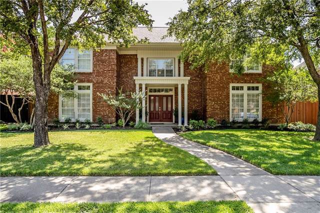 4006 Crestwood Drive, Carrollton, TX 75007 (MLS #14155641) :: The Real Estate Station