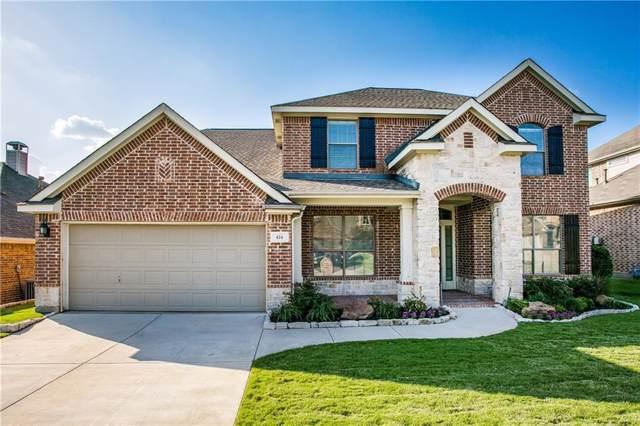 424 Fairland Drive, Wylie, TX 75098 (MLS #14155722) :: The Rhodes Team