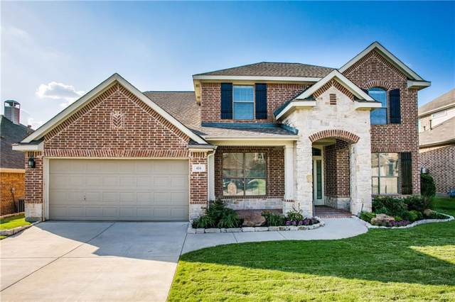 424 Fairland Drive, Wylie, TX 75098 (MLS #14155722) :: Tenesha Lusk Realty Group